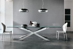 Dining tables | Tables | Spyder | Cattelan Italia | Philip. Check it on Architonic