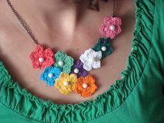 Hang mooie bloemen om - Ambers Creaties