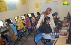 Smile Foundation, Youth Employment, Computer Class, Charity, Centre, Twitter, Girls, Opportunity, Window