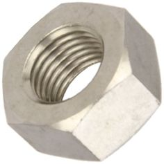 Brass Small Pattern Machine Screw Hex Nut Pack of 100 5//16 Width Across Flats #8-32 Thread Size 7//64 Thick Plain Finish