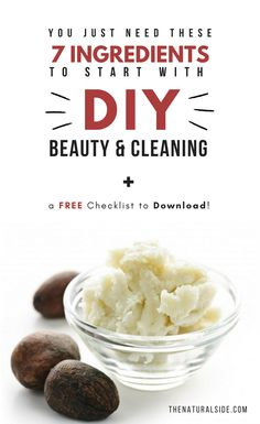 Ditch Chemical Products and Save Money with Your Own DIY Beauty & DIY Cleaning Products. For this, You just need these 7 basic Ingredients to Start with DIY. Lotion Recipe, Sugar Scrub Recipe, Skin Care Routine Steps, Skin Care Tips, Best Natural Skin Care, Natural Beauty, Diy Cleaning Products, Diy Products, Cleaning Tips