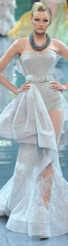 HAUTE FLASH: Dior HC FW 2008