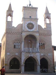 church in Pordenone, Friuli-Venezia Giulia region of Italy