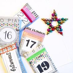 Countdown #adventskalender #miomodo #weihnachtscountdown #weihnachtsdeko