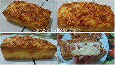Muffins de jamón y queso, ¡¡simplemente irresistibles!! Fases: crucero PP, y consolidación y estabilización (no válido para día PP).