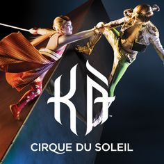 Welcome to KÀ show by Cirque du Soleil. Buy your tickets for a spectacular tale that defies the laws of gravity at MGM Grand in Las Vegas!