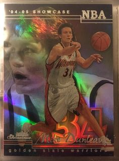 2004 Fleer Showcase Mike Dunleavy 41 Warriors Near Mint Combined s H | eBay