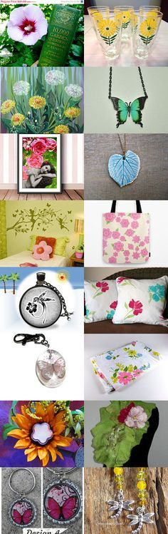 Vintage Gardening by amy berryman on Etsy--Pinned with TreasuryPin.com