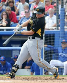 March 5, 2014 - Pirates 6, Blue Jays 4 (Photo: Christopher Horner | Tribune-Review)