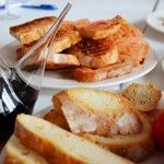 Traditional Catalan Food and Wine in Costa Brava, Spain