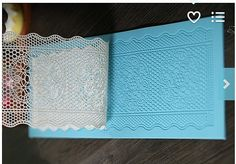 Flower Lace mould Floral sugar lace mat decorations for fondant cakes instant sugar lace mold cake mold silicone baking tools