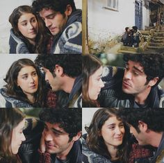 Hayat And Murat, Couples Images, Madly In Love, Turkish Actors, Series Movies, Celebs, Celebrities, Pretty Boys, Cute Guys