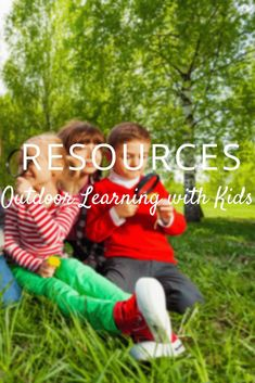 Check out this ultimate list of outdoor classroom resources & outdoor learning activities. Outdoor classroom set-up ideas & outdoor learning activities. Nature Activities, Outdoor Activities For Kids, Outdoor Learning, Kids Learning Activities, Montessori Activities, Learning Resources, Classroom Resources, Classroom Ideas, Teacher Resources