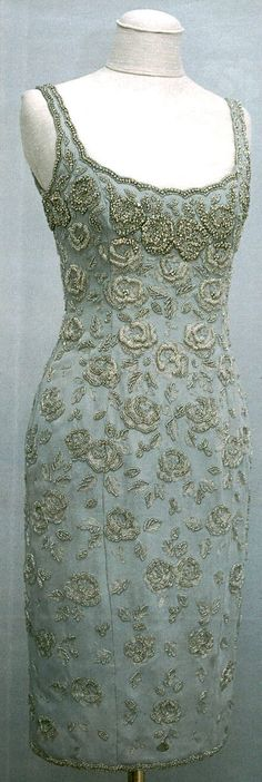 Princess Diana dress worn in 1997