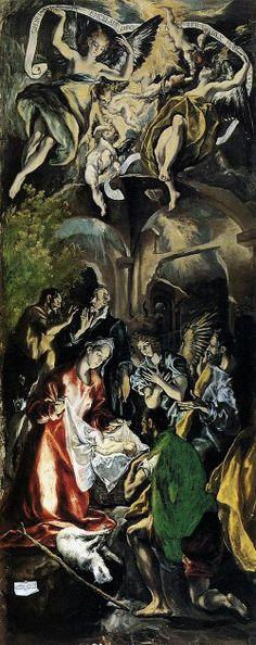 El Greco. #ElGreco #arte