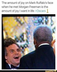 Marvel,     Please adopt Morgan Freeman into the family please.