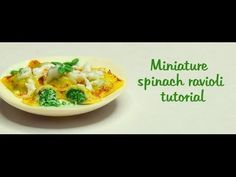 Hey everybody :) Here is my first tutorial in this year:D This time I made a very easy polymer clay spinach ravioli tutorial. Don't forget to subscribe for m...