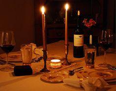 Para una cena romantica