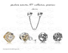 Pandora Autumn 2017 new charms
