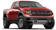 Ford F-150 SVT Raptor....LOVE IT
