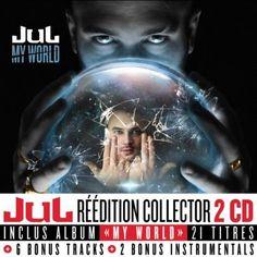 Jul My World Réédition TÉLÉCHARGER  - http://albumcomplet.com/jul-my-world-reedition-telecharger/
