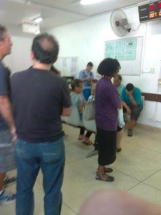 Abandono na Saúde em São Paulo