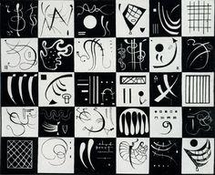 Vasilij Kandinskij part. 2: il Magico Rapporto tra Punto, Linea ...