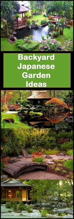 7 Practical Ideas To Create A Japanese Garden | Garden, patios etc on