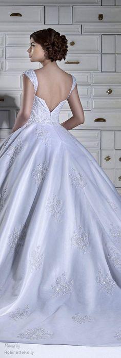 Wedding Dresses CHRYSTELLE ATALLAH BRIDAL