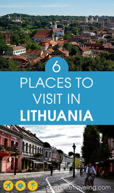 Lithuania for the First Time – 6 Places Not to Miss Are you planning a first trip to Check out these 6 beautiful places not to miss.Are you planning a first trip to Check out these 6 beautiful places not to miss. Cool Places To Visit, Places To Travel, Travel Destinations, Holiday Destinations, European Destination, European Travel, European Trips, Lithuania Travel, Poland Travel