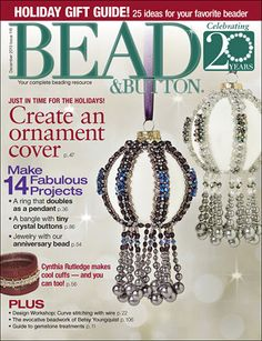 Lo Scrigno dei Segreti: Bead and Button 12-2013