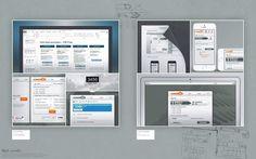 Portfolio showcase of Nenad Milosevic's product design case studies Design Case, Design Process, User Interface, Case Study, Floor Plans, Tools, Learning, Create, Building
