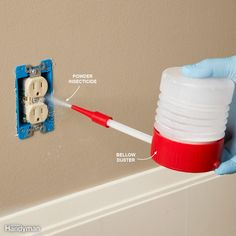 Spread a Residual Powder - It's not likely that you'll kill all the bed bugs…