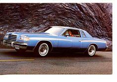 Magnum XE Car Dodge Automobile Highway 1978 Vintage Advertising Postcard | eBay