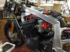 Gsxr 1100, Suzuki Gsx R 600, Suzuki Bikes, Custom Street Bikes, Mopeds, Bike Accessories, Cafe Racers, Cousins, Cars And Motorcycles