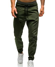 Jogger Pants Men Fitness Bodybuilding Pants For Man Workout Sweatpants Autumn Spring Sweat Trousers Plus Size XXL Jogger Pants Style, Mens Jogger Pants, Jogger Sweatpants, Sport Pants, Men Pants, Trousers Mens, Sport Style, Green Joggers, Sweatpants