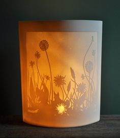 Dandelions for trade by Amy Cooper Ceramics.