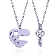 Surprise Your BFF. Necklaces & Pendants