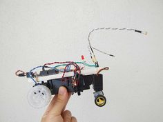 Easy Arduino Robot Tutorial - Part I | Let's Make Robots!