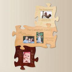 Family puzzle pieces $67.99
