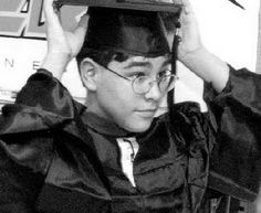 University of south alabama usajags on pinterest age ten as the youngest person to ever earn a college degree he received a bachelors in anthropology from university of south alabama sciox Image collections