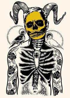 Tim McDonagh - Handsome Frank Illustration Agency