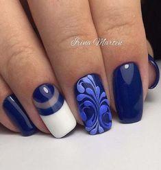 Love This Nail Designe And Shade