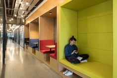 ג'ונגל אורבני: תכנון משרדים לחברת סטארט-אפ בבורסה | בניין ודיור
