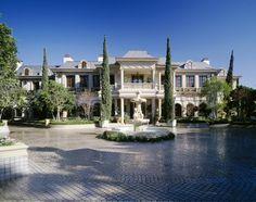 Mohamed Hadid's Gargantuan Bel Air Super Mansion