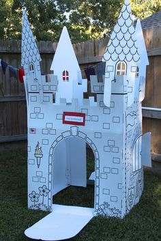Knights and Dragons Birthday Party Ideas