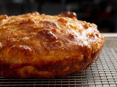 Homemade Focaccia Bread, Focaccia Bread Recipe, Bread Recipes, Sourdough Recipes, Yogurt Recipes, Yeast Bread, Skillet Recipes, Homemade Breads, Pastry Recipes