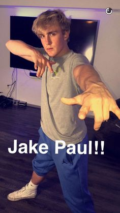 Jake Paul Pictures