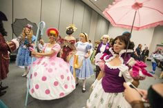 Guests Show Their Best Disney Costumes at the D23 Mousequerade Contest