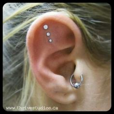 triple outer conch